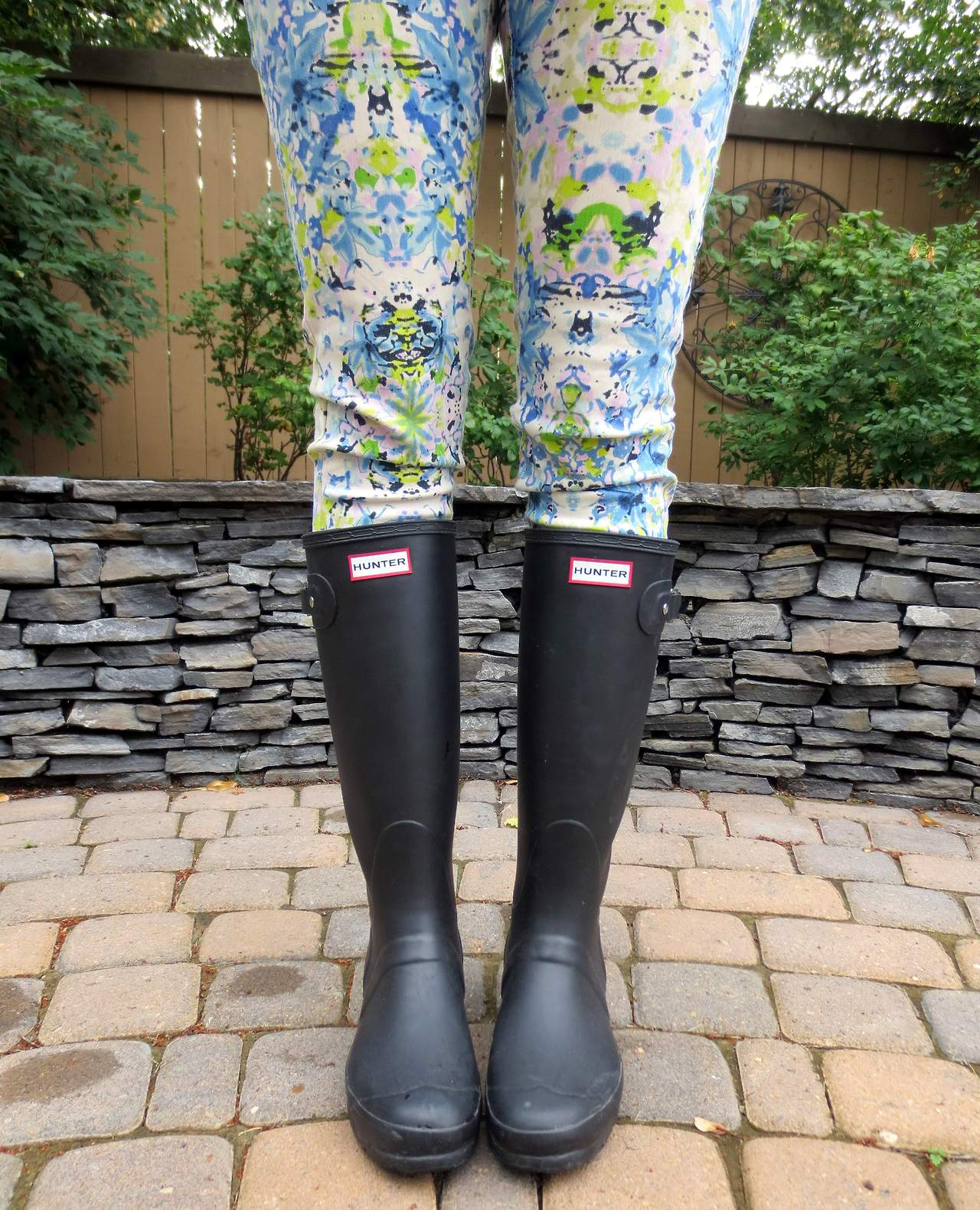 rubber boots – Now, I'm Older
